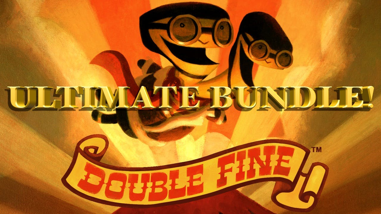 Ultimate Double Fine Bundle!