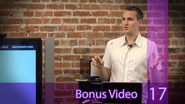 Bonus // Ep17-2: Oliver Franzke Scalability Talk