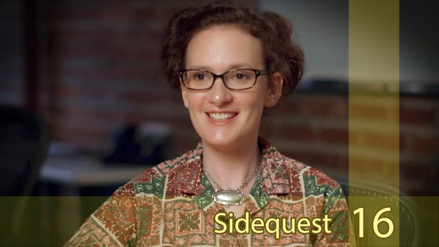 "Sidequest 16 // Malena Annable - ""Autonomy to be Awesome"""