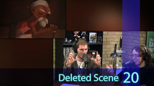 Deleted // Ep20-1: Act 2 Reviews
