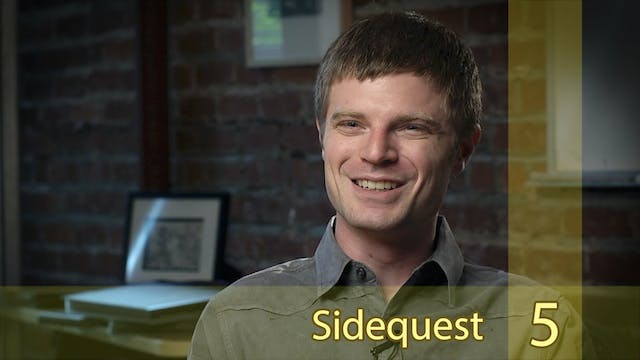 "Sidequest 5 // Brandon Dillon - ""There Could Possibly Be Some Legal Issues"""