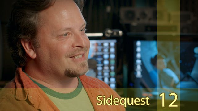 "Sidequest 12 // Camden Stoddard - ""The Weight of the Sound"""