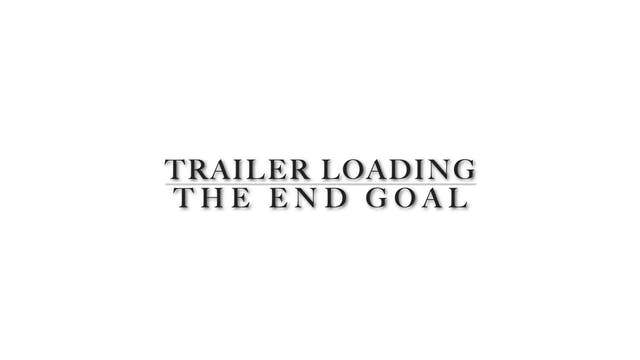 Trailer Loading Seasoned Horses