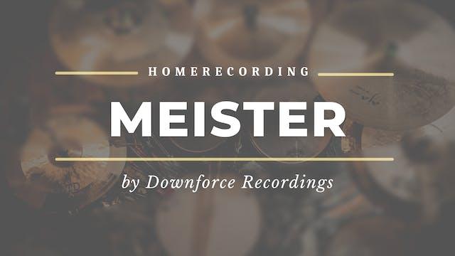 Homerecording Meister Kurs
