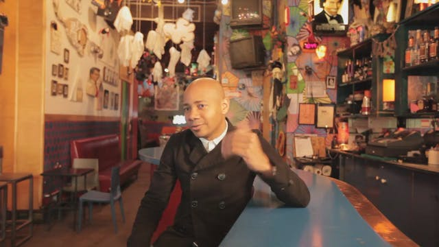 DJ Spooky on the Future of Free Culture