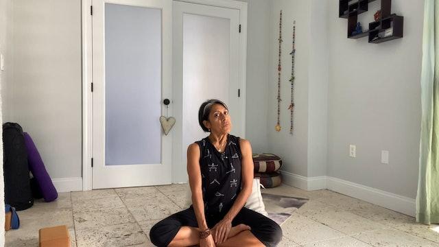 Pranayama S3 - Postnatal - Breathing