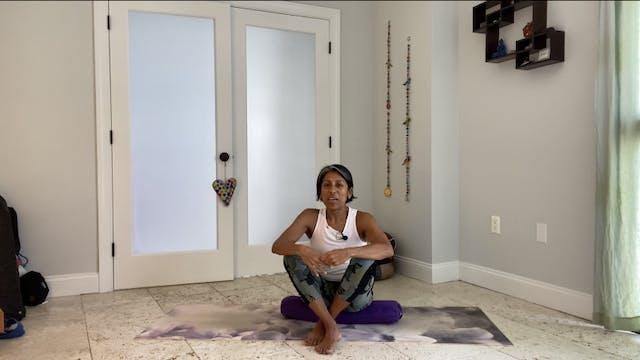 Pranayama S5 - Access to Meditation