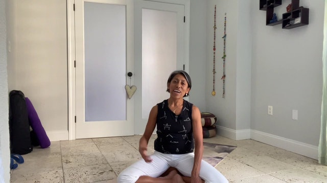 Pranayama S1 - Ujjayi & Kapalbhati
