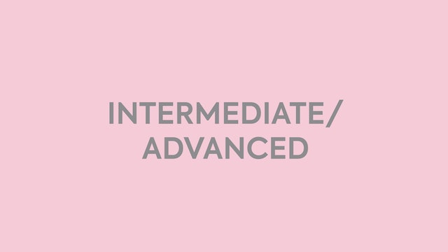 Intermediate/Advanced