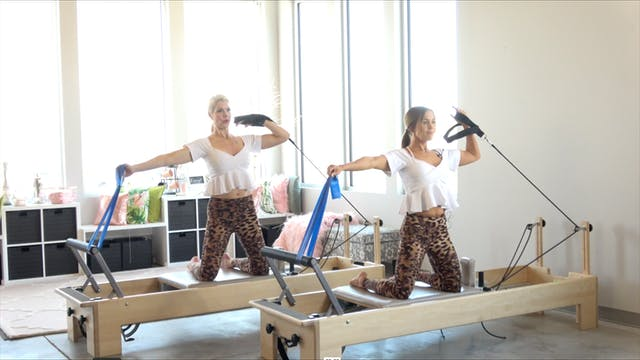 Theralicious Reformer by Kinzi Hall