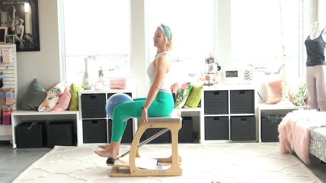 Chair Sculpt