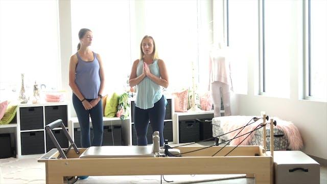 Pilates & Pregnancy with Elizabeth Ku...