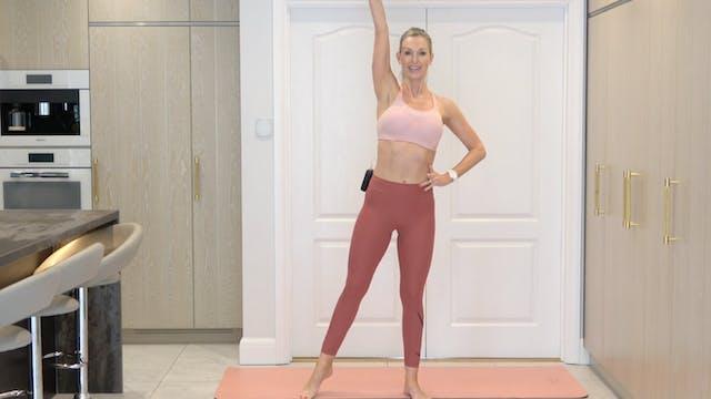 Low Impact Cardio Pilates