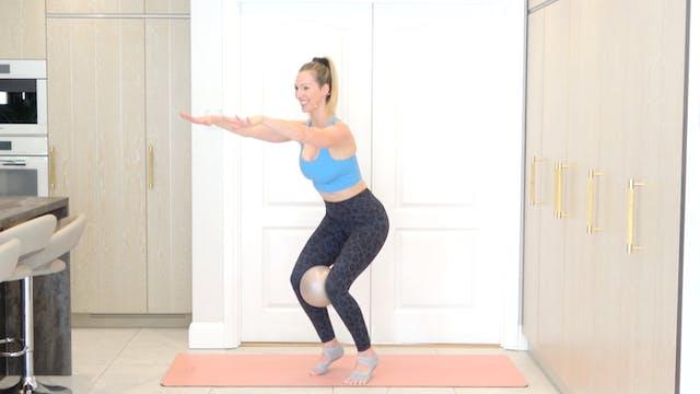 Move Active Soft Pilates Ball