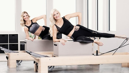 Dynamic Pilates TV - Online Pilates Training