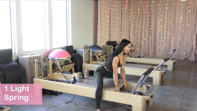 Reformer Sculpt with Kennedy