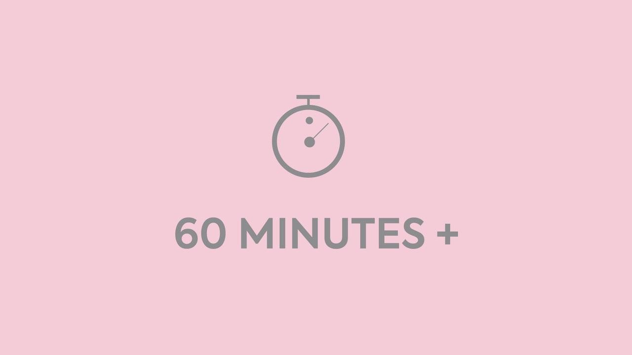 60 Minutes +