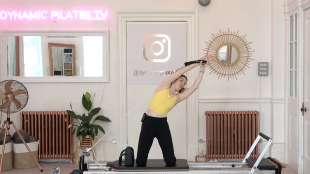 Reformer Strong with Zoe