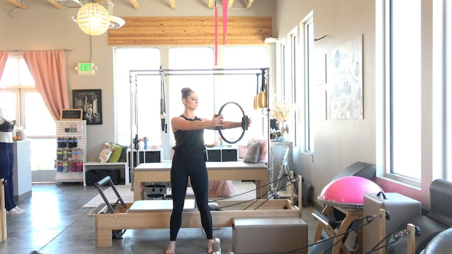 Pilates Magic with Hope