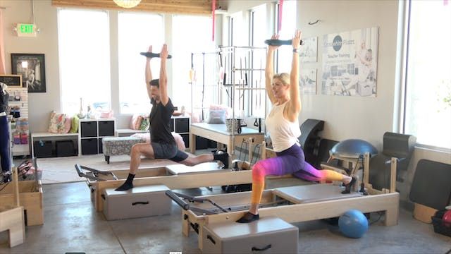 Pilates For Dancers with Brandon Perry