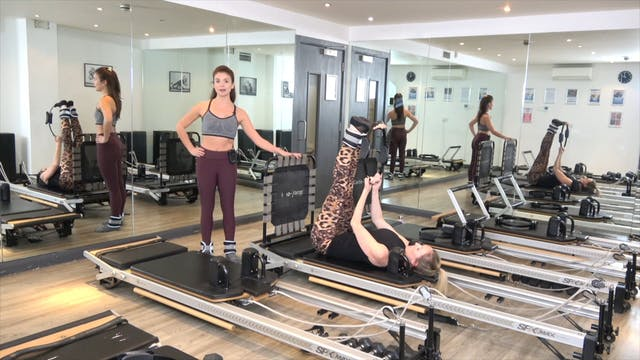 Barre Sculpt Weights with Charlotte