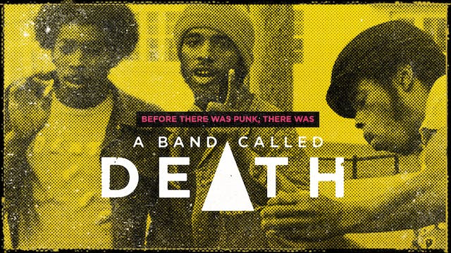 A Band Called Death (Deluxe Digital Edition)