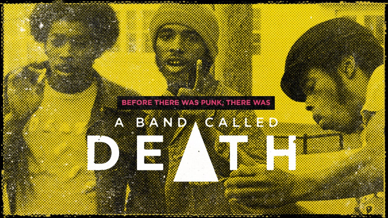 A Band Called Death Digital Download