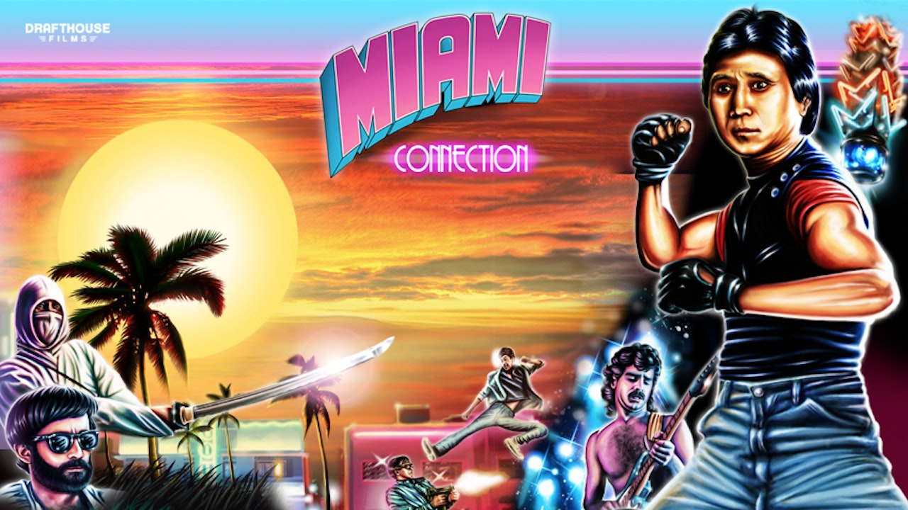 Miami Connection Deluxe