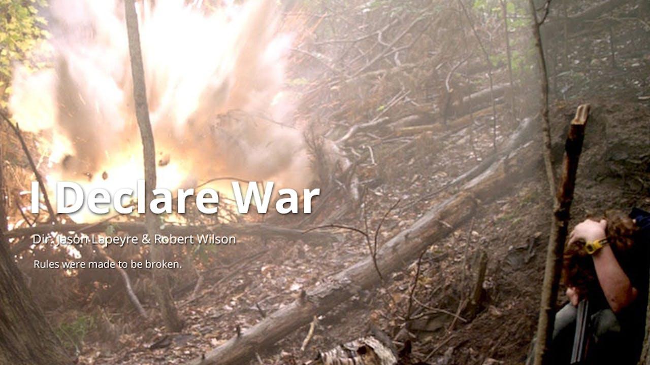 I Declare War Digital Deluxe