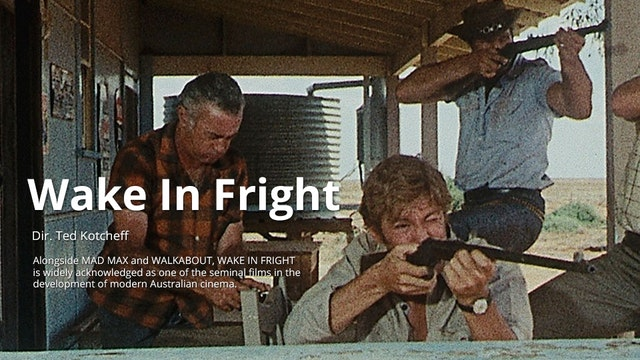 Wake In Fright Digital