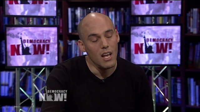 Democracy Now! Interview with Director Joshua Oppenheimer
