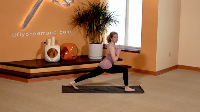 10 Min BarreAmped Stretch with Lindsey (from 12/30/20)