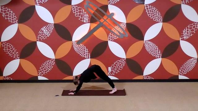 45 Minute Core Flow w/ Nastya (Livestream 2/19/21)
