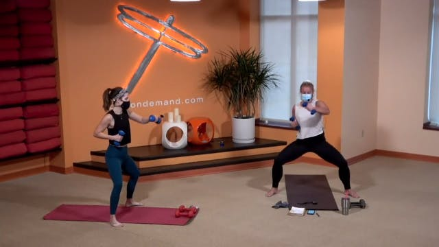 45 Minute Power Up w/Jorie (Livestrea...
