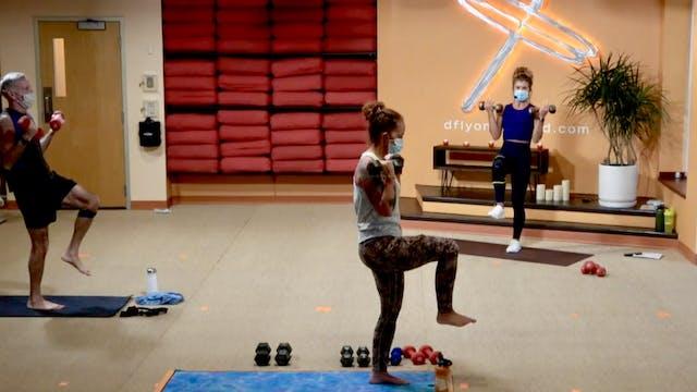 45 Minute Yoga Up® w/ Ashley (Livestr...