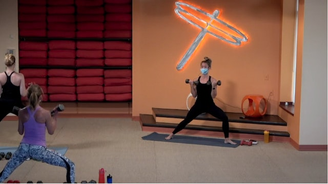 60 Minute Yoga Up w/ Carrie (Livestream from 9/12/21)