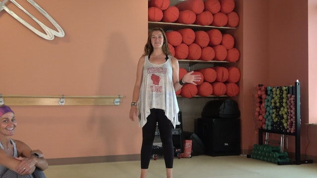 50 Minute Power Flow with Cassie