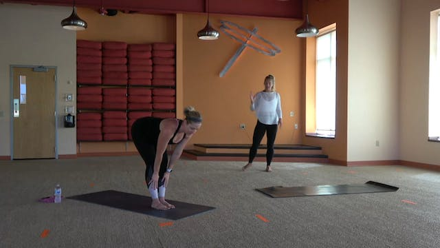 45 Minute Power Flow with Jorie (7/23...
