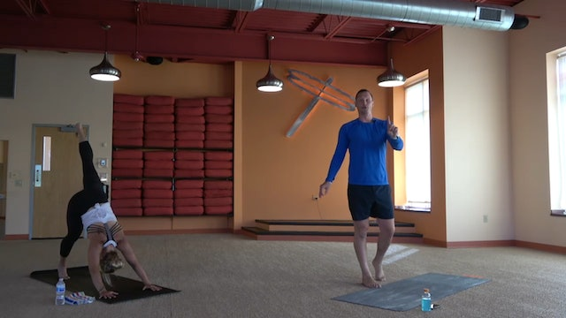 45 Minute Flow w/Brady (8/05/20 Livestream) Starts at 11:30 min mark