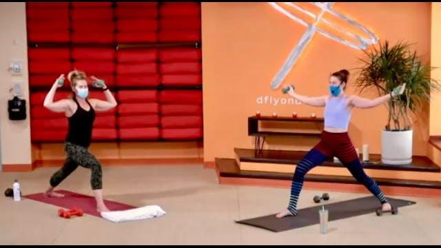 60 Minute Yoga Up® w/ Laura (Livestre...