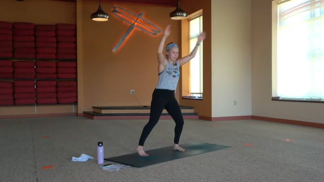 45 Minute Yoga Up® with Haley (07/22/...