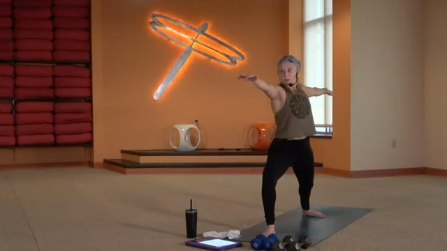 45 Minute Yoga Up® w/Haley (Livestream from 9/14/20) Starts @ 9:10 minute mark