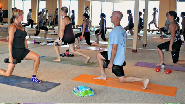 LIVE Yoga Up w/ Nastya, Saturday 5/15/21 @ 11:45am (CST)