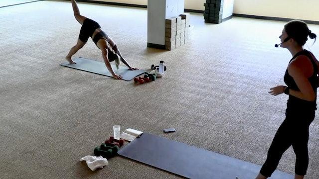 45 Minute Yoga Up® w/ Nastya (Livestream from 7/17/21)