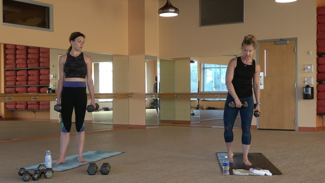 45 Minute Power Up with Shawn