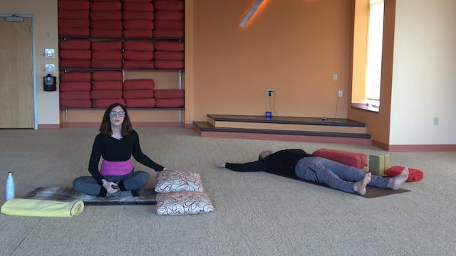 30 Minute Yin with Lynn