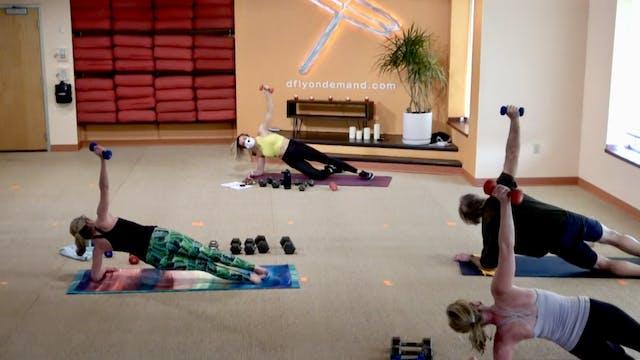 45 Minute Yoga Up® w/ Sam (Livestream...