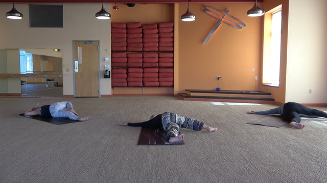 65 Minute Slow Flow with Brenda A.