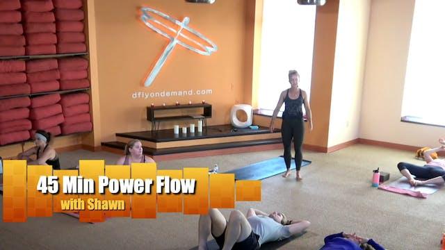 45 Minute Power Flow w/ Shawn (Livest...