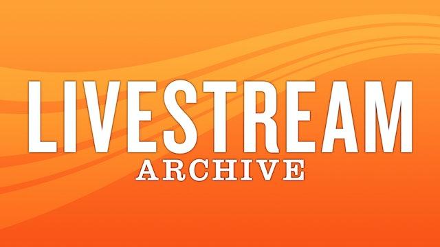 Livestream Archive